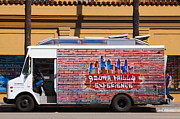 South Philly Prints -  Mobile catering Print by Viktor Savchenko