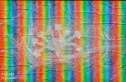 Universe - Spectrum Galaxy by Augusta Stylianou