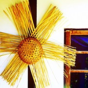 Homemade Posters - * #star #basket #basketweaving Poster by A Rey
