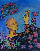 Julie Komenda -  The Butterfly Cycle