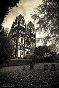 Limburg Metal Prints -  The Catholic Cathedral of Limburg Metal Print by Natalia Kempin