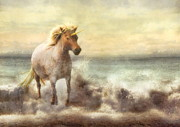 Pony Digital Art -  The Littlest Unicorn by Trudi Simmonds