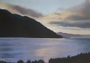 Washington Pastels -  Washingtons San Juan Islands by Terri Thompson