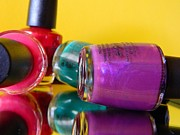 Nail Polish Colors Art -  Wifey S Stuff by Everette McMahan jr
