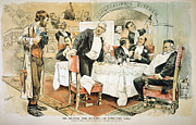 Monopoly Framed Prints - Populist Movement Framed Print by Granger
