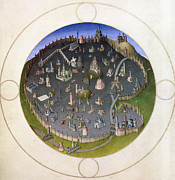 Riches Metal Prints - Italy: Rome, 15th Century Metal Print by Granger
