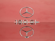 Bmw Racing Classic Bmw Photos -  Old Mercede-Benz logos by Odon Czintos
