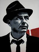 - Sinatra - Print by Luis Ludzska