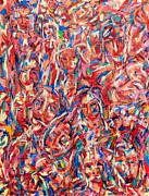 100 Mujeres 08 Print by Bradley Bishko