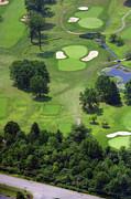 17th Hole Sunnybrook Golf Club Print by Duncan Pearson