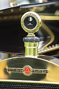 Aa Photos - 1911 Stevens-Duryea AA Torpedo Five Passenger Hood Ornament by Jill Reger