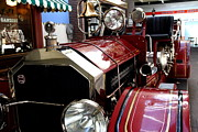 Classic Trucks Photos - 1917 American La France Type 12 Fire Engine by Wingsdomain Art and Photography