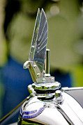 Hood Ornaments And Emblems - 1934 Voisin C-25 Aerodyne Hood Ornament by Jill Reger