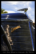 Custom Ford Originals - 1937 Ford Model 78 Cabriolet Convertible by Darrin by Gordon Dean II