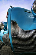 Antique Digital Art Originals - 1939 Buick Eight by Gordon Dean II