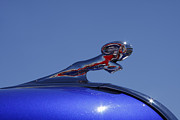 Street Rod Art - 1939 Dodge hood ornament by Cristina Lichti