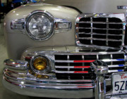 Reflections Photos - 1941 Lincoln Continental  by Peter Piatt