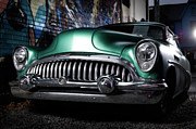 Retro Car Photos - 1953 Buick Roadmaster by Oleksiy Maksymenko