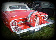 Sue Wild Rose - 1964 Ford Galaxy - Red