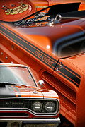 Roadrunner Art - 1970 Plymouth Road Runner  by Gordon Dean II