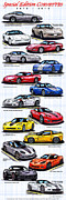 Special Edition Corvettes - 1978 - 2011 Special Edition Corvettes by K Scott Teeters