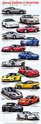 Special Edition Corvettes - 1978 - 2011 Special Edition Corvettes by K Scott Teeters