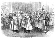 1st Vatican Council, 1869 Print by Granger