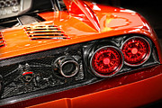 Tail Lights Digital Art - 2012 Falcon Motor Sports F7 Series 1  by Gordon Dean II
