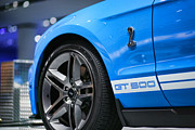 Mach Originals - 2012 Ford Mustang GT 500 by Gordon Dean II