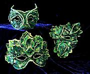 Patience  - 3 Masks