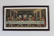 Religious Tapestries - Textiles Originals - 3D picture Frame by ------------------------