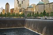 911 Memorial Park Print by Andrew Kazmierski