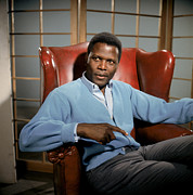 1960s Fashion Photos - A Patch Of Blue, Sidney Poitier, 1965 by Everett