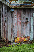 Antique Outhouse Photos - A Quiet Place by Carolyn Marshall