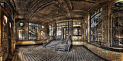 Soviet Union Digital Art - Abandoned Beauty by Marcus Klepper