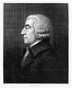 Enlightenment Prints - Adam Smith (1723-1790) Print by Granger