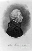 Moral Art - Adam Smith, Scottish Philosopher & by Photo Researchers