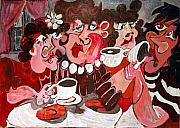 Ladies Originals - Afternoon Tea by Jame Hayes