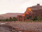 Miniature Effect Photos - Ait Benhaddou by Oleg Ivanov