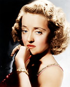 Films By Anatole Litvak Prints - All This, And Heaven Too, Bette Davis Print by Everett