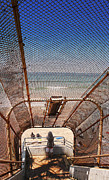 Clemente Framed Prints - Almost Summer Framed Print by Ron Regalado