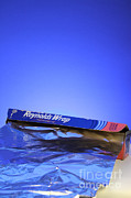 Reynolds Photos - Aluminum Foil by Photo Researchers, Inc.