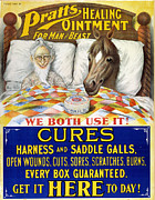 American Patent Medicine Print by Granger