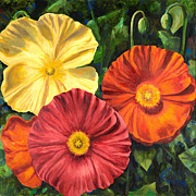 Large Format Originals - Among Friends by Billie J Colson