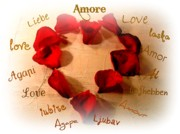 Amour Photos - Amore  by Kathy Bucari