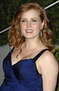 Vanity Fair Photos - Amy Adams At Arrivals For Vanity Fair by Everett