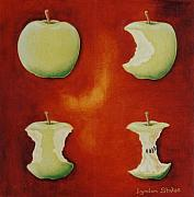 Lyndon Stokes - An apple a day - two
