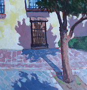 Andalucia Paintings - Andalucia Spain by Edward Abela