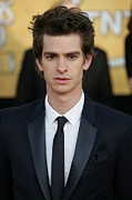 Actors Prints - Andrew Garfield At Arrivals For 17th Print by Everett