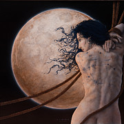 Luna Art - Andromeda by Jose Luis Munoz Luque